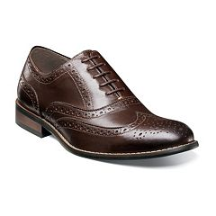 Nunn Bush TJ Men's Wingtip Oxford Dress Shoes