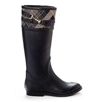 Henry Ferrera The Edge Women's Water-Resistant Rain Boots