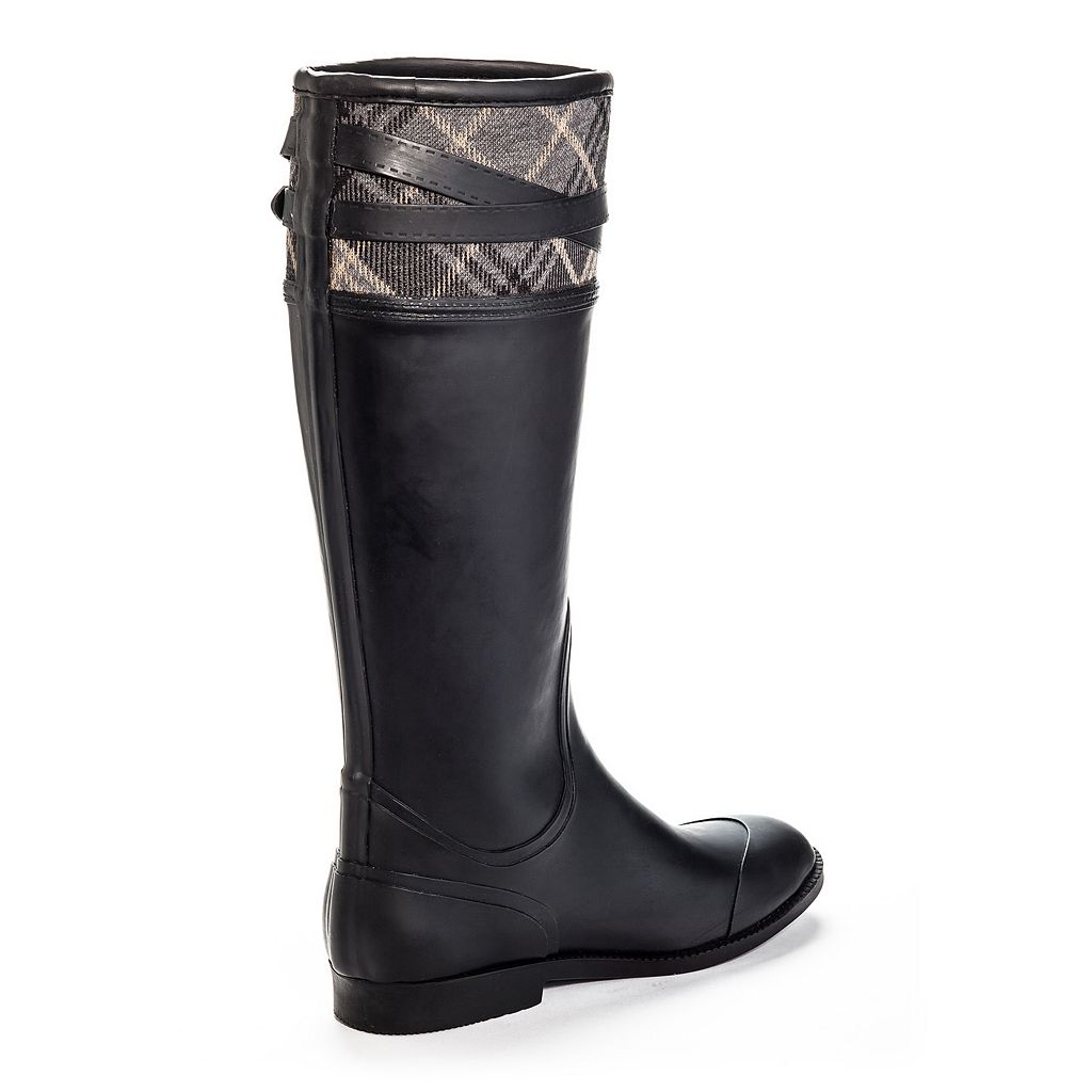 Henry Ferrera The Edge Women's Water-Resistant Rain Boots
