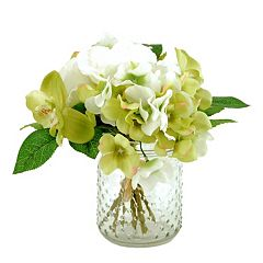 Designs by Lauren Artificial Mixed Floral Arrangement
