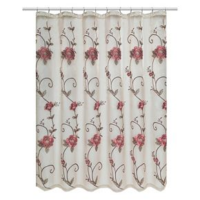 Popular Bath Larrisa Shower Curtain