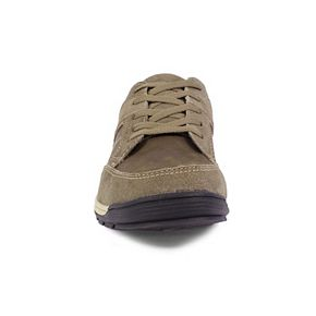 Nunn Bush Layton Men?s Moc Toe Casual Oxford Shoes
