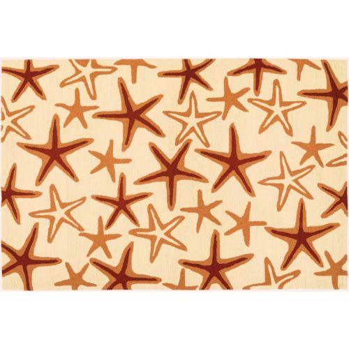 Couristan Beachfront Starfish ...