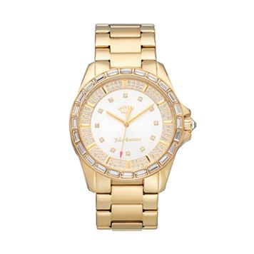 Juicy Couture Women's Charlotte Crystal Stainless Steel Watch - 1901366