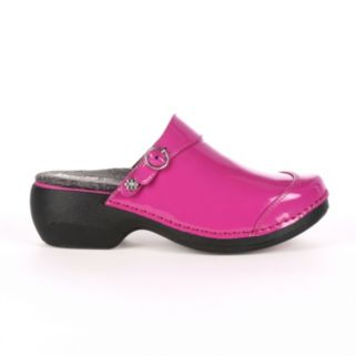 Rocky 4EurSole Inspire Me Women's Patent Leather 3-in-1 Clogs