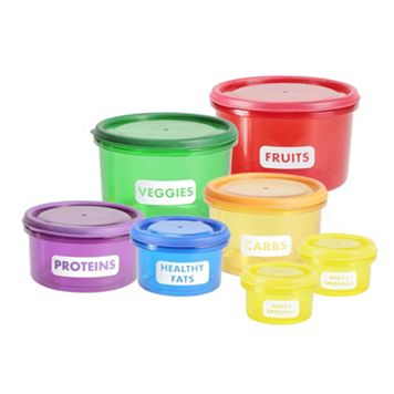 As Seen on TV Perfect Portions 14-pc. Portion Control Containers