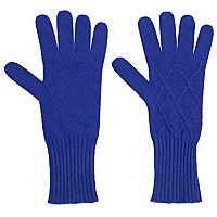 Apt. 9® Cashmere Cross-Stitch Gloves