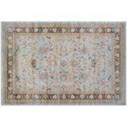 Couristan Zahara Farahan Amulet Framed Floral Rug