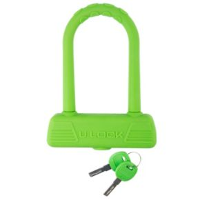 M-Wave B189 Silicon Covered U-Lock