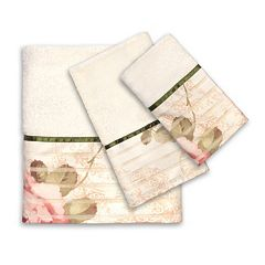 Popular Bath Madeline 3-piece Towel Set
