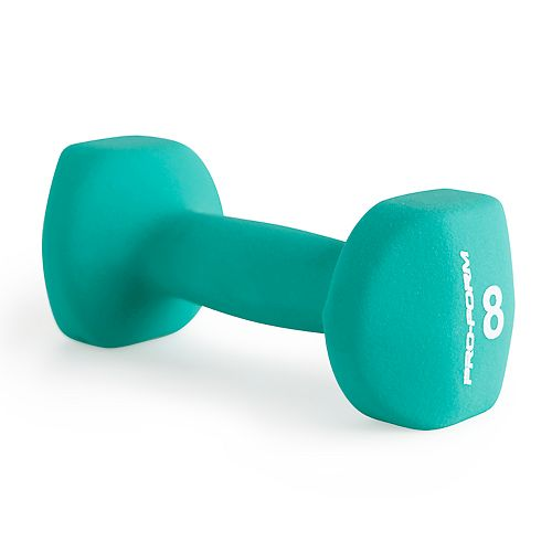 ProForm 8-Pound Neoprene Dumbbell