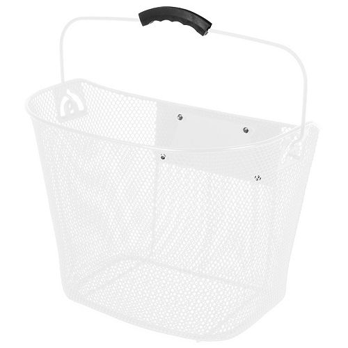 Ventura Quick-Release Wire Bike Basket