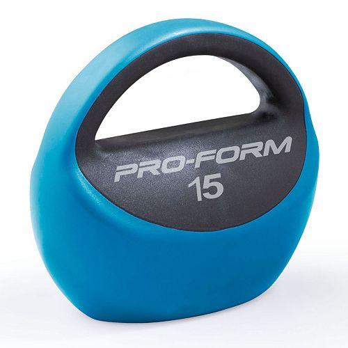 ProForm 15-Pound Purse Kettle Bell
