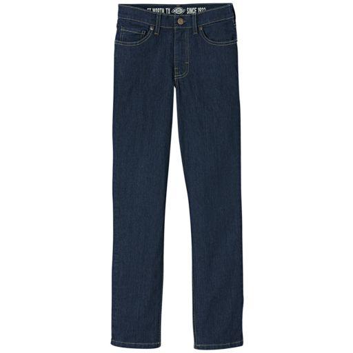 Boys 8-20 Dickies Flex Slim-Fit Skinny-Leg Jeans