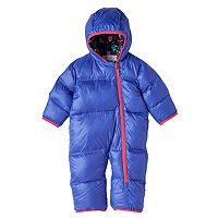 Baby Girl Columbia Elm Ridge Heavyweight Bunting Snowsuit
