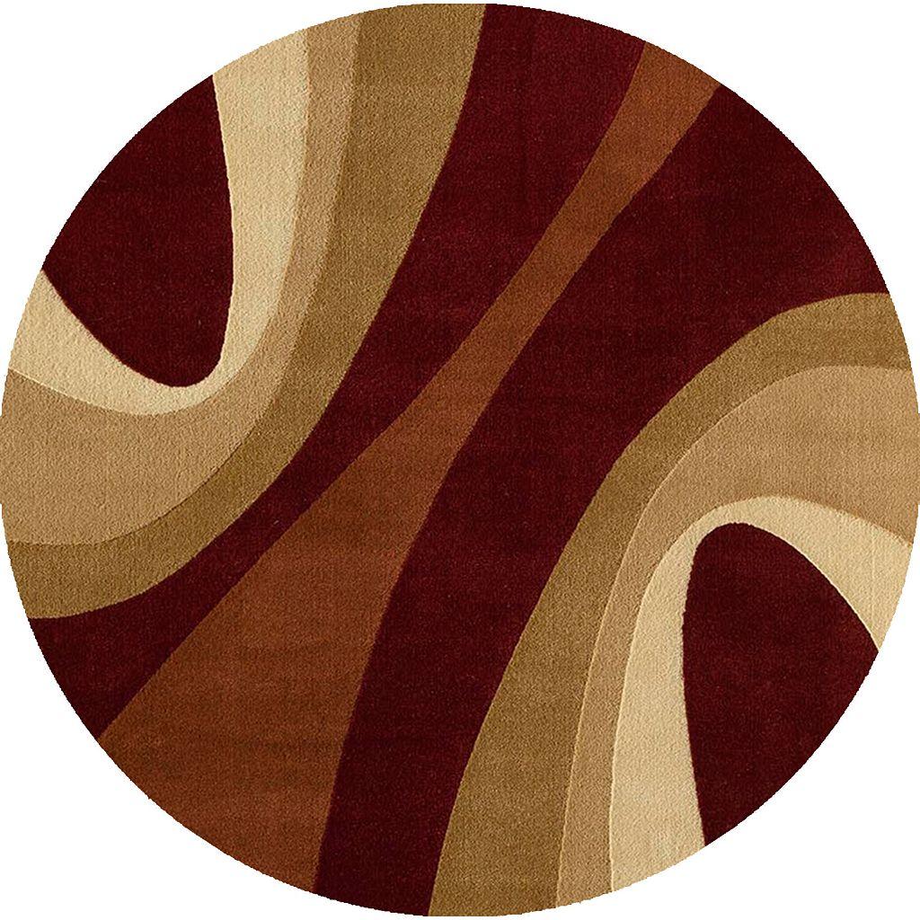 Rugs America Torino Swirls Geometric Rug