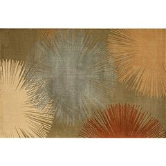 Rugs America Torino Fireworks Abstract Rug