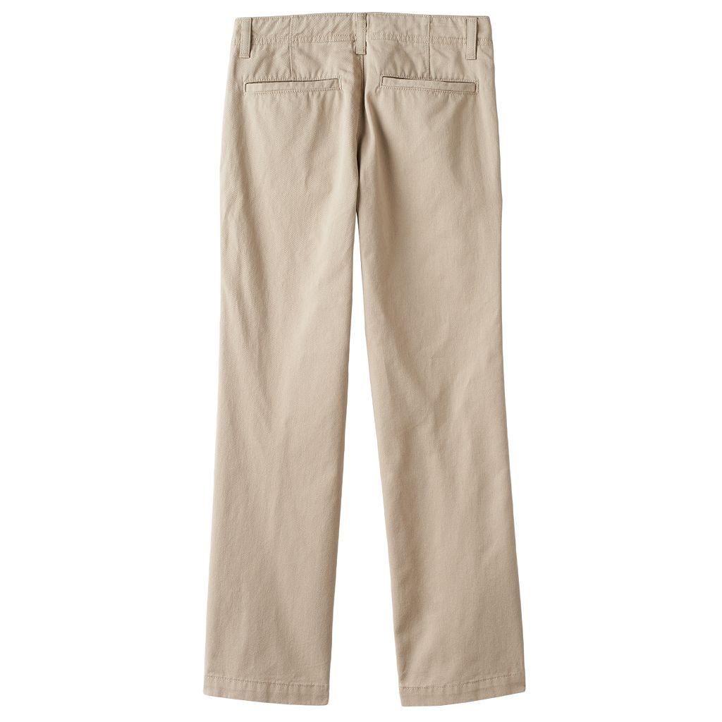Boys 8-20 Urban Pipeline Flat-Front Twill Pants