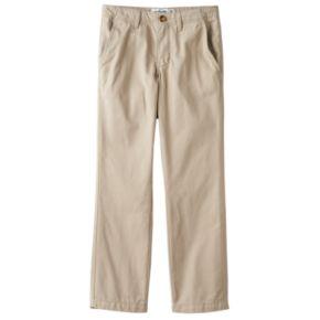 Boys 8-20 Urban Pipeline Flat-Front Twill Pants