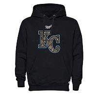 Men's Kansas City Royals Realtree Logo Hoodie