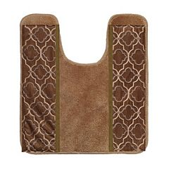 Popular Bath Spindle Bath Contour Rug