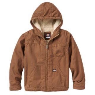 Boys 8-20 Dickies Sherpa-Lined Duck Jacket