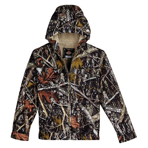 c29dc98b4 Boys 8-20 Dickies Sherpa-Lined Duck Jacket