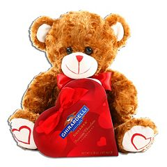 Alder Creek Valentine's Day Bear & Chocolates Gift Set