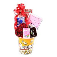 Alder Creek Valentine Movie Sweets Gift Basket