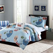 Mi Zone Kids Pirates Arghhh Bed Set