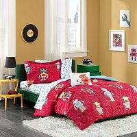 Mi Zone Kids Digital Danny Bed Set