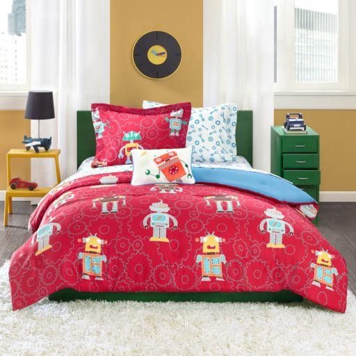 Mi Zone Kids Digital Danny Bed Set
