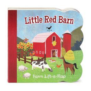 Little Red Barn Lift-a-Flap Board Book