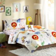 Mi Zone Kids Jungle Josh Bed Set