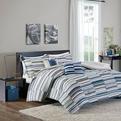 Intelligent Design Wyatt Bed Set