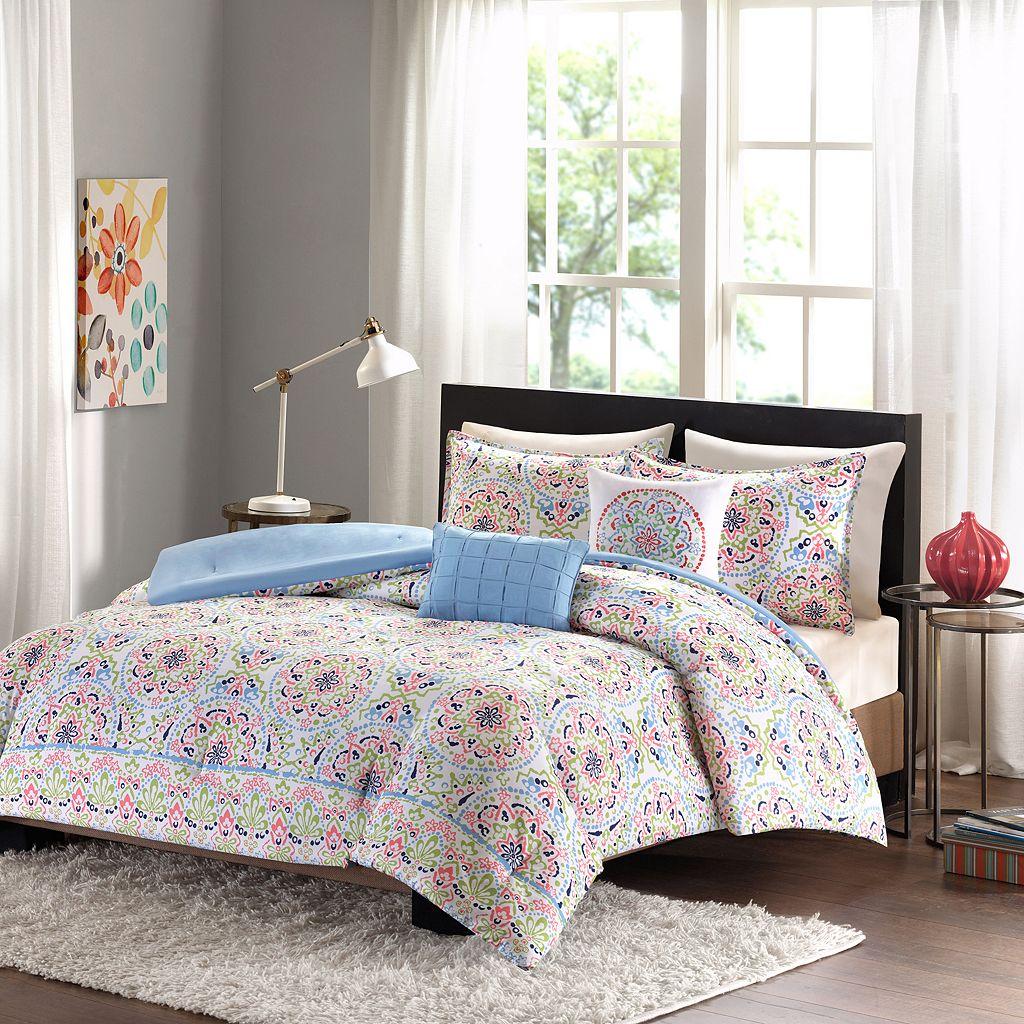 Intelligent Design Hayley Bed Set