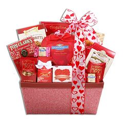 Alder Creek Ultimate Love Gift Basket