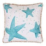 Thro by Marlo Lorenz Samaria Starfish Throw Pillow