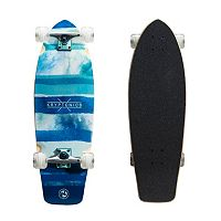 Kryptonics 30.5-in. Super Fat Cruiser Skateboard