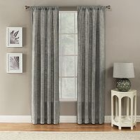 Corona Window Curtain Charlet Ocean Rod Pocket Window Curtain