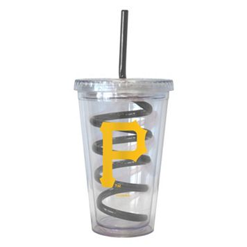 Boelter Pittsburgh Pirates Swirl Straw Tumbler