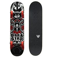 Kryptonics Darkstar 31 in Complete Skateboard