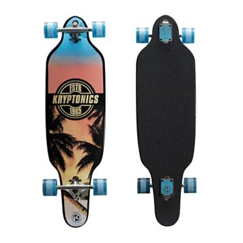 Youth Kryptonics 37-in. Drop Through Longboard