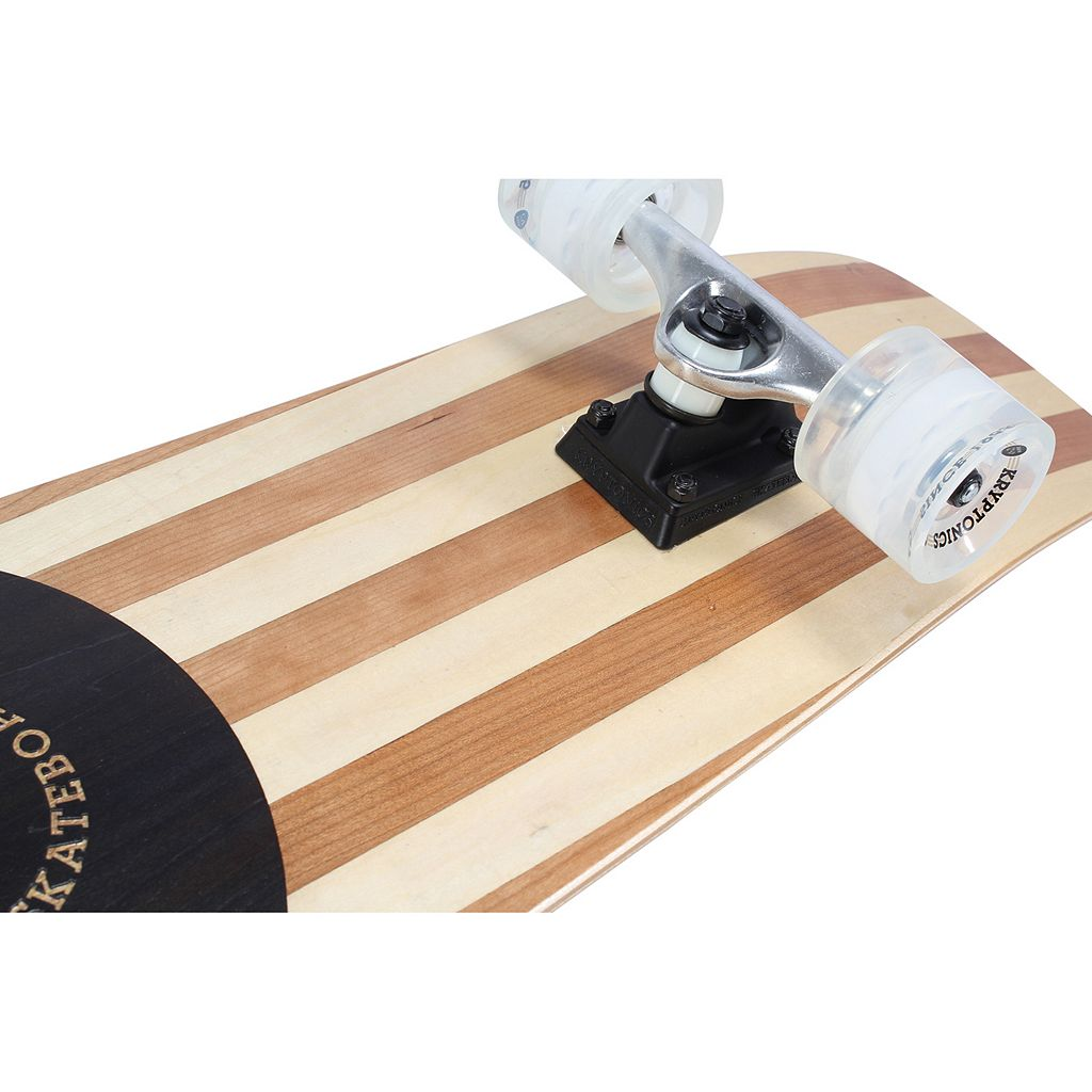 Kryptonics 28-in. In Lay Cruiser Skateboard