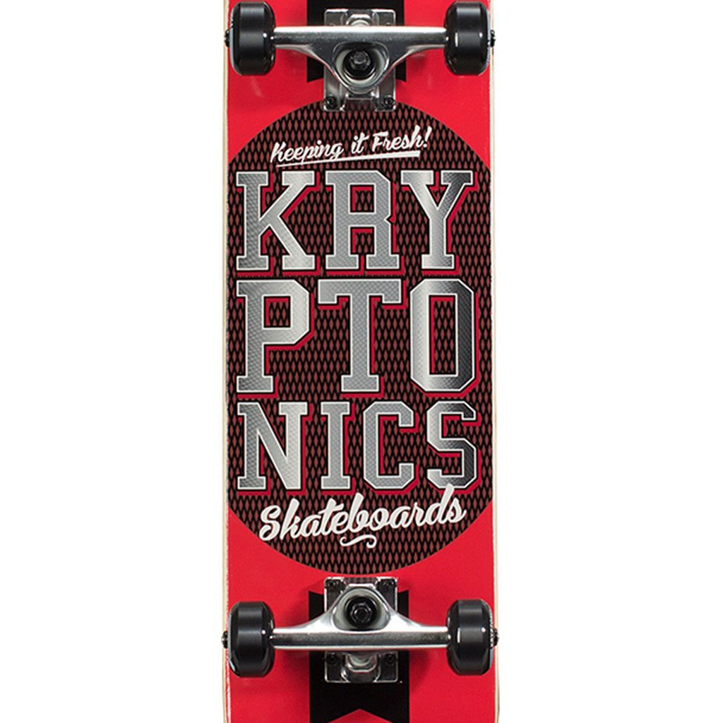 Kryptonics 31-in. Pop Series Skateboard