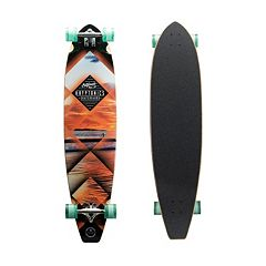 Kryptonics 44 in Blocktail Longboard