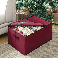 Neu Home Christmas Ornament Storage Box