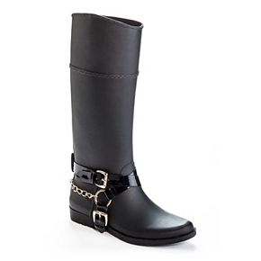 Henry Ferrera Opera Women's ... Water-Resistant Two-Tone Rain Boots amazon cheap price extremely sale online discount from china sale high quality p2zBwNSw