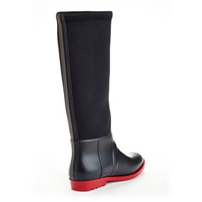 Henry Ferrera French Women's ... Water-Resistant Stretch Rain Boots buy cheap newest 2014 unisex 1SMZX