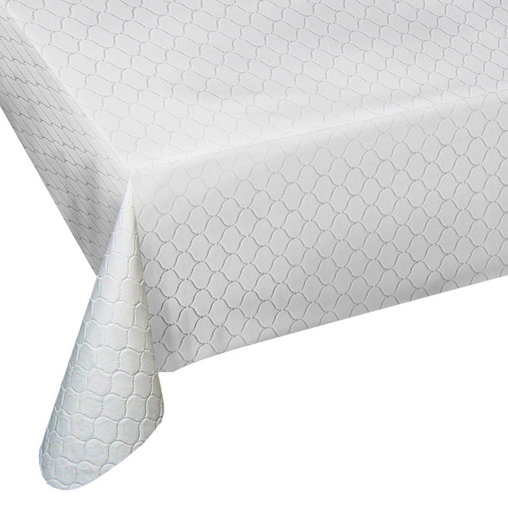 Hotel Quilted Tablecloth Pad